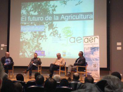 Mesa redonda futuro agricultura